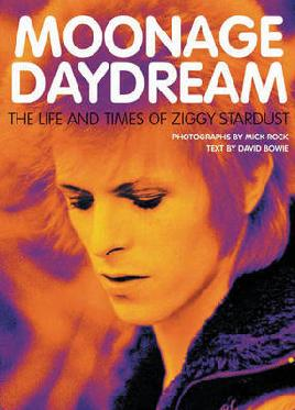 Cover of Moonage Daydream