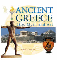 "Cover image of ""Ancient Greece: Life, myth and art"""