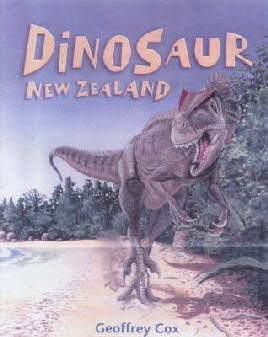 Cover of Dinosaur New Zealand