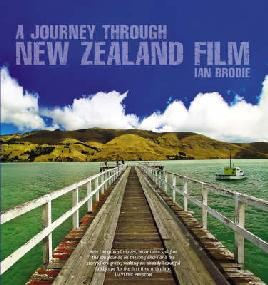 A Journey through New Zealand Film book cover