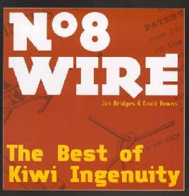 No. 8 wire