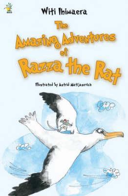 Cover of The amazing adventures of Razza, the rat