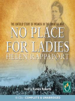 Cover of No Place for Ladies