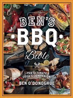 Cover of Ben's BBQ Bible