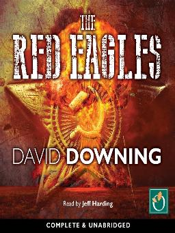 Cover of The red eagles