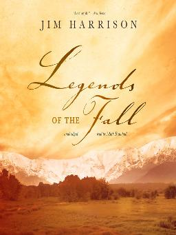 Cover of Legends of the Fall