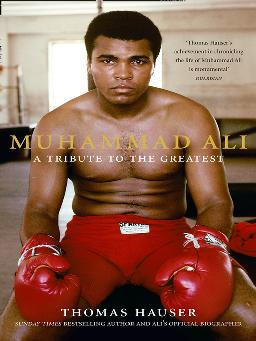 Cover of Muhammad Ali, A Tribute to the Greatest