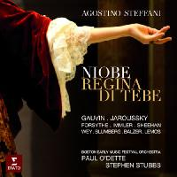STEFFANI, A.: Niobe, regina di Tebe [Opera] (Gauvin, Jaroussky, Forsythe, Boston Early Music Festival Orchestra, Stubbs)