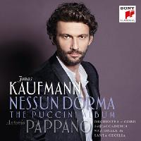 PUCCINI, G.: Opera Arias (Nessun Dorma - The Puccini Album) (Kaufmann, Santa Cecilia Academy Orchestra, Rome, Pappano)