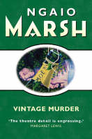 Cover of Vintage Murder