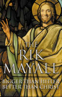 Cover of Rik Mayall's autobiography