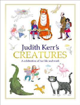 Cover of Judith Kerr's creatures
