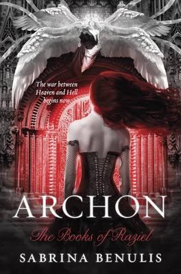 Cover: Archon by S Benulis