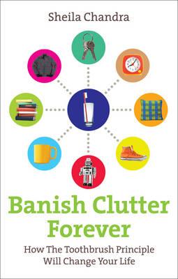 Cover of Banish Clutter forever