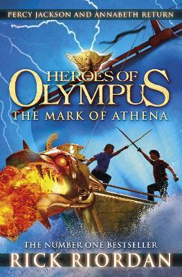 Cover: Heros of Olympus