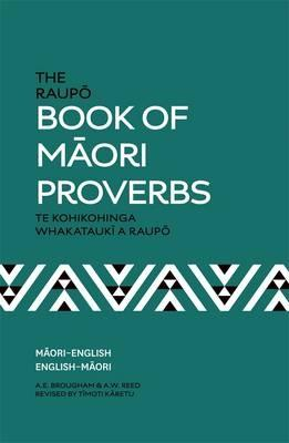 Cover for The Raupō book of Māori Proverbs