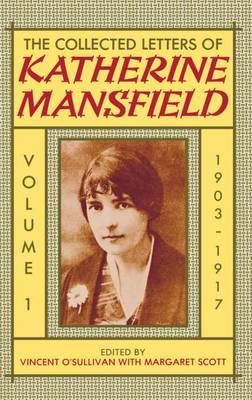 Cover of The collected letters of Katherine Mansfield