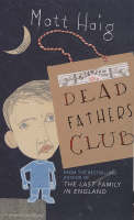 "Cover image of ""The dead fathers club"""