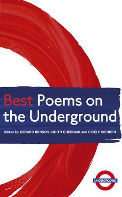 Cover of Best Poems on the Underground