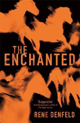 Cover of The Enchanted by Rene Denfeld