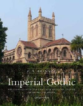 Cover of Imperial Gothic.