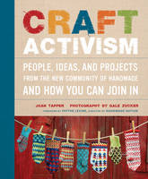 "Cover of ""Craft activism"""