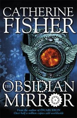 Cover: The Obsidian Mirror