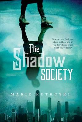 Cover of The Shadow Society.