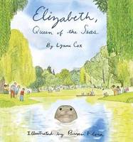 Cover of Elizabeth, Queen of the Seas