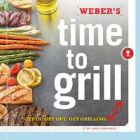Cover of Weber's Time to Grill