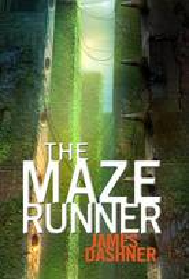 Cover of The maze runner