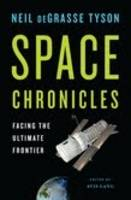 Book cover of Space chronicles