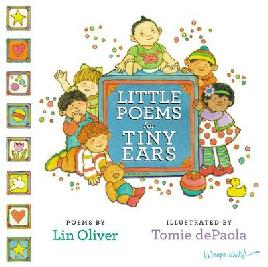Cover of Little Poems for tiny ears