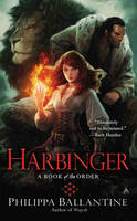 Cover of Harbinger by Philippa Ballantyne
