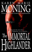 Cover of The immortal highlander