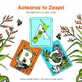 Cover of Aotearoa to Zespri