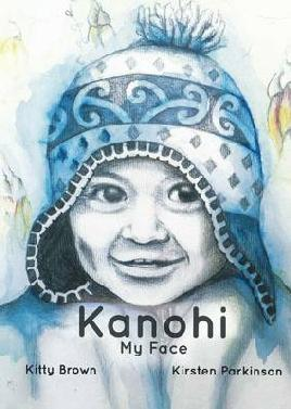 Cover of Kanohi: My face