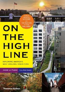 Cover of On the high line
