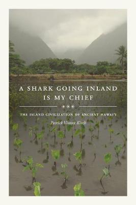 Cover of A Shark Going Inland is My Chief
