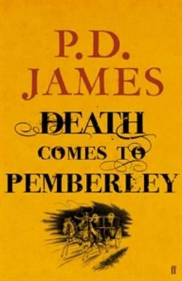 Book cover of Death comes to Pemberley