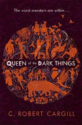 Cover of Queen of the dark things