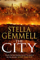 Cover of The City by Stella Gemmel