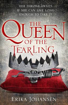 Cover of Erika Johansen's The Queen of the Tearling