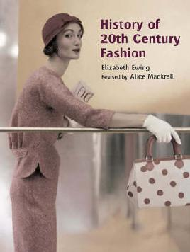 Cover: History of 20th Century Fashion