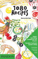 cover for 1080 recipes