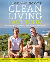 Cover of Clean living fast food