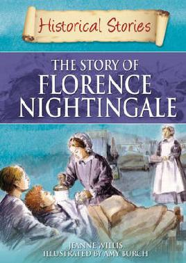 Cover of The Story of Florence Nightingale