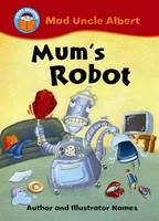 Cover of Mum's Robot