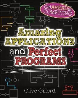 Cover of Amazing applications and perfect programs