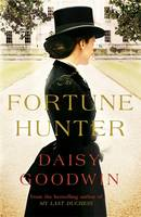 Book cover: The fortune hunter